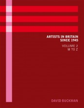 Artists in Britain since 1945